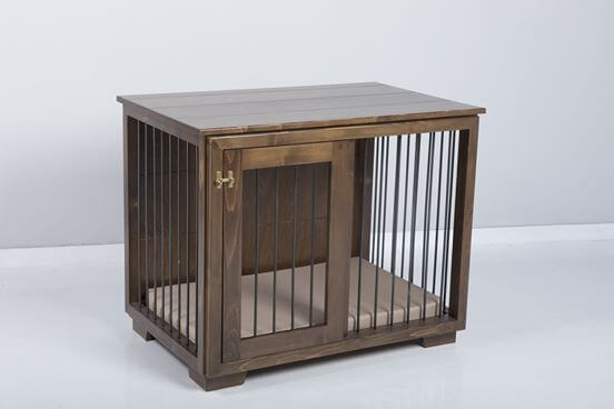 "Frida"" W&P Dog Kennel with sliding door 5"