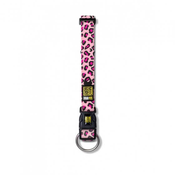 Περιλαίμιο Σκύλου Max & Molly Leopard Pink XSmall 2