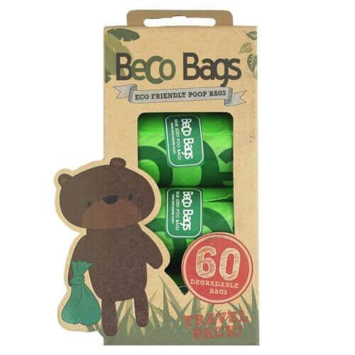 Beco bags TRAVEL-60τμχ.(4x5) 1