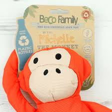 Michele the monkey Cuddly Soft Toy 8