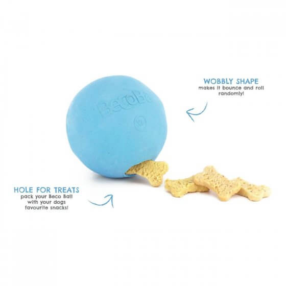 BECO BALL BLUE MEDIUM 6
