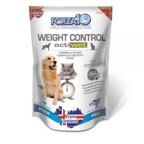 Forza10 Actiwet Weight Control Fish 1