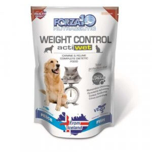 Forza10 Actiwet Weight Control Fish -100gr 1