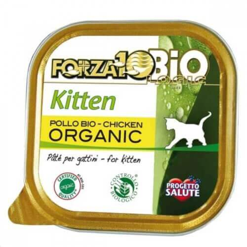 Forza10 Every day BiO Kitten Pâté with Chicken