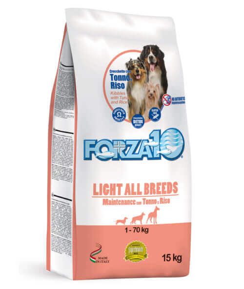 Forza10 Maintenance Light με Τόνο και Ρύζι 15kg 1