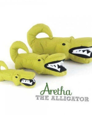Beco Family Aretha The Alligator 2