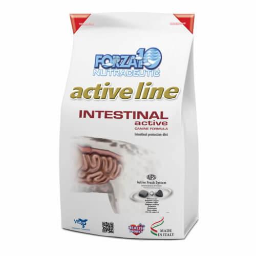 FORZA10 INTESTINAL ACTIVE CANINE FORMULA – γαστρεντερικό σύστημα σκύλου -10kg 1