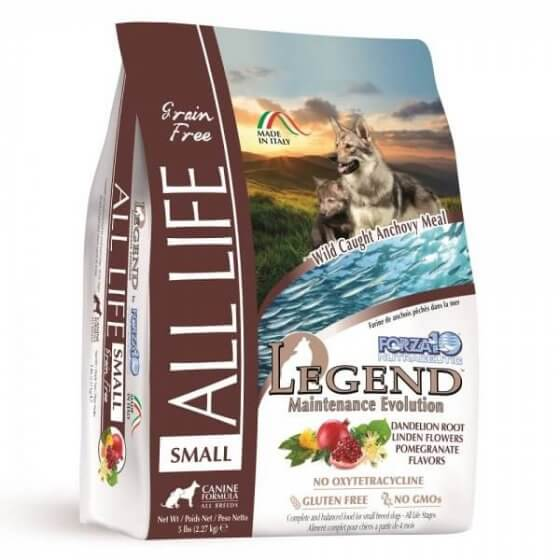 Forza10 Legend All Life Small 900gr 1