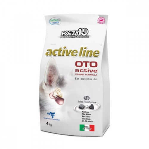 FORZA10 OTO ACTIVE CANINE FORMULA – ΑΚΟΥΣΤΙΚΟ ΣΥΣΤΗΜΑ ΣΚΥΛΟΥ -4kg 1
