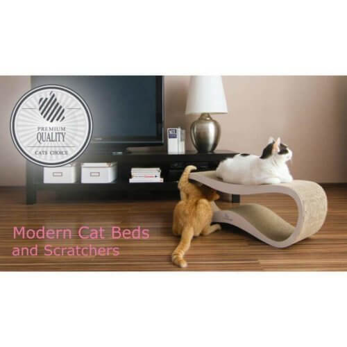 myKotty LUI Cat Scratcher & Lounge 3