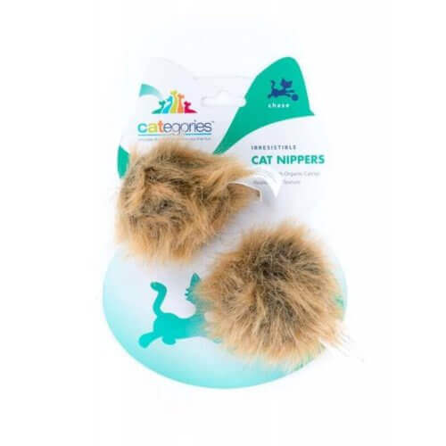 CATEGORIES CAT NIPPERS (FUR BALL) 2 τεμ. 1