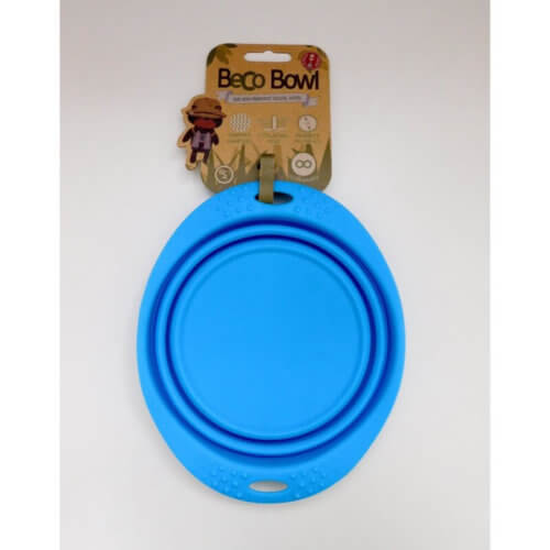 BECO TRAVEL BOWL BLUE-MEDIUM 1