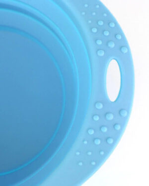 BECO TRAVEL BOWL BLUE-MEDIUM 6