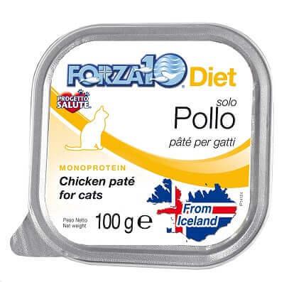 FORZA10 SOLO DIET