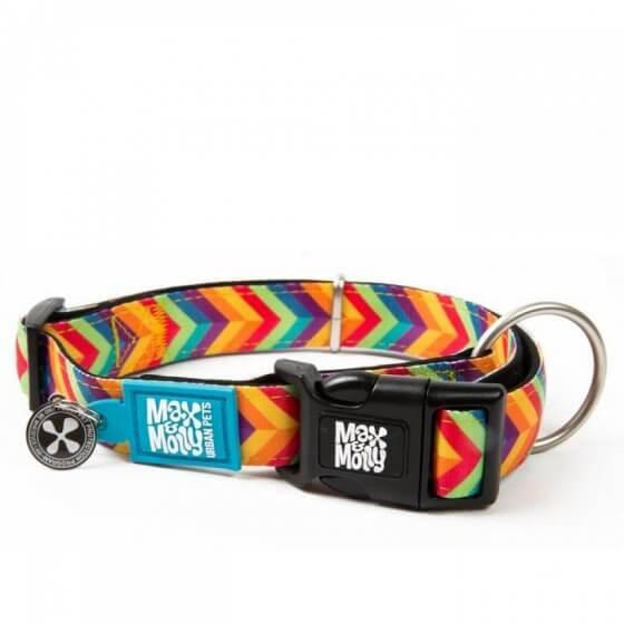 Περιλαίμιο Σκύλου Max & Molly Summertime XSmall 1