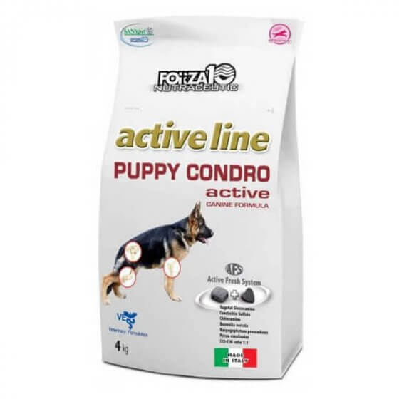 FORZA10 PUPPY CONDRO ACTIVE 10kg - Medium - Large 1