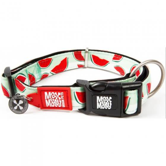 Περιλαίμιο Σκύλου Max & Molly Watermelon Small 1