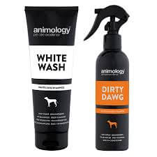 DIRTY DAWG NO-RINSE SHAMPOO SPRAY ANIMOLOGY - dog line Σ Π Ρ Ε Ϊ -250ml 2