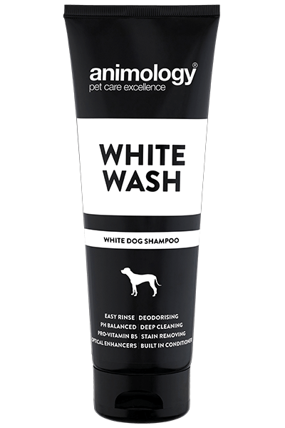 WHITE WASH SHAMPOO ANIMOLOGY DOG LINE ΣΑΜΠΟΥΑΝ – 250ml 1