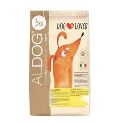 ALDOG SUPER PREMIUM BABY MEDIUM - 3kg 1