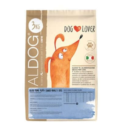 ALDOG SUPER PREMIUM PUPPY JUNIOR - 3kg 1