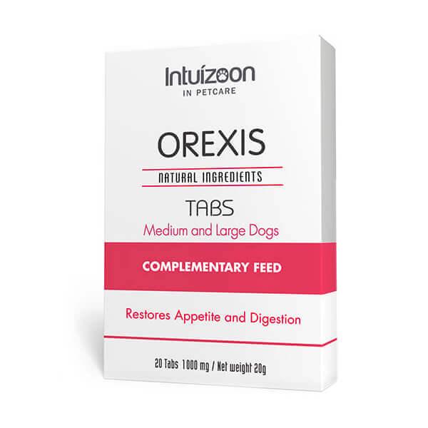 Intuizoon Orexis Tabs