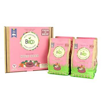 Beco Food Αγριόχοιρος Ελευθέρας Εκτροφής 6kg 5