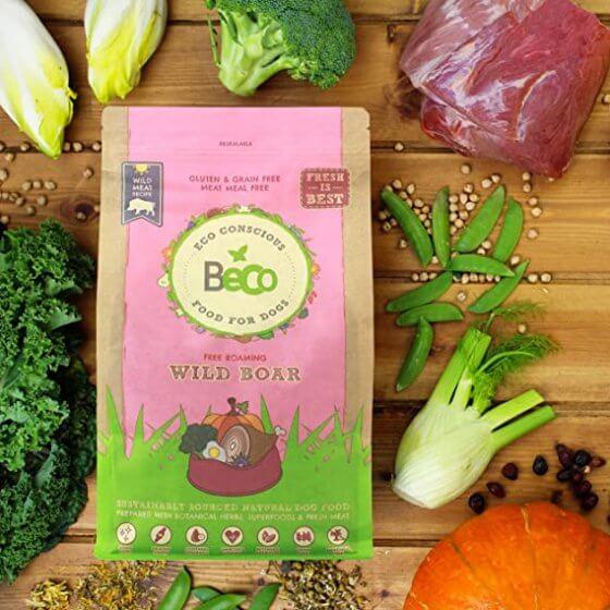 Beco Food Αγριόχοιρος Ελευθέρας Εκτροφής 6kg 2