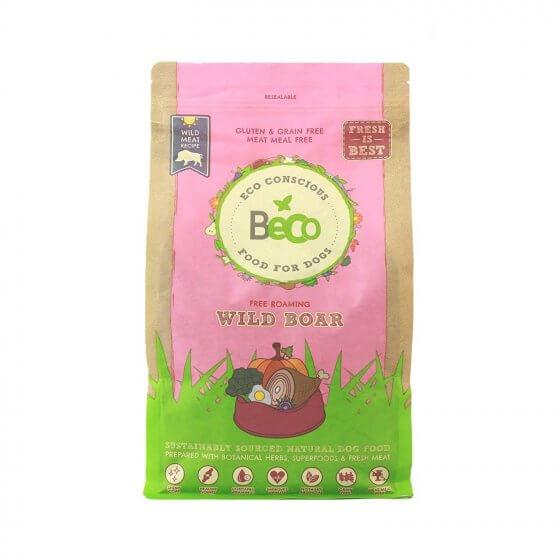 Beco Food Αγριόχοιρος Ελευθέρας Εκτροφής 6kg 1