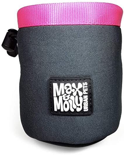 TREAT BAG MAX & MOLLY PINK 1