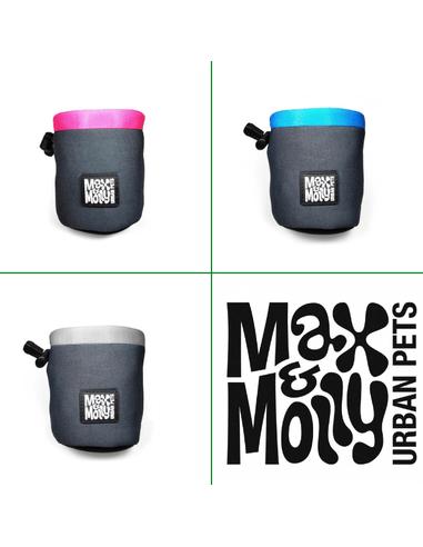 TREAT BAG MAX & MOLLY PINK 2