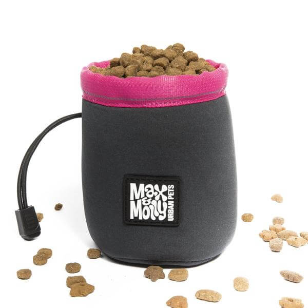 TREAT BAG MAX & MOLLY PINK 3