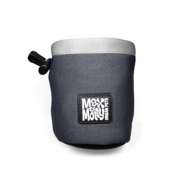 TREAT BAG MAX & MOLLY SILVER 1