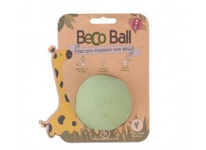 BECO BALL GREEN SMALL 12