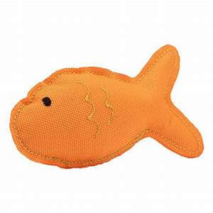 BECO CAT NIP TOY FISH 1