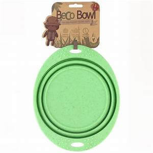BECO TRAVEL BOWL GREEN-SMALL 1