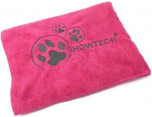 TOWEL SHOW TECH MICROFIBRE-PINK 3