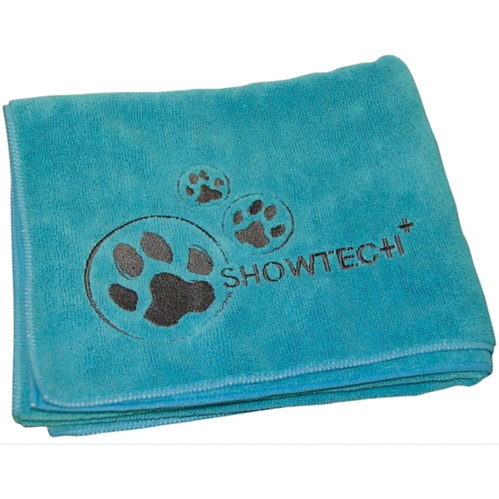 TOWEL SHOW TECH MICROFIBRE-BLUE 3