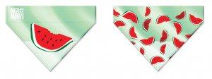 BANDANA MAX & MOLLY WATERMELON -XSMALL/SMALL 5